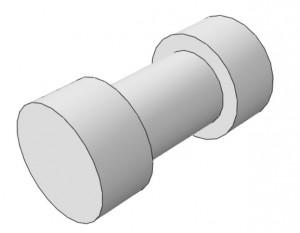 مدل سازی پیچ در آباکوس