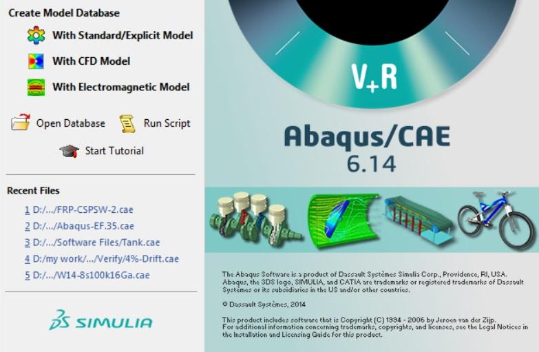 Abaqus 6.14.1